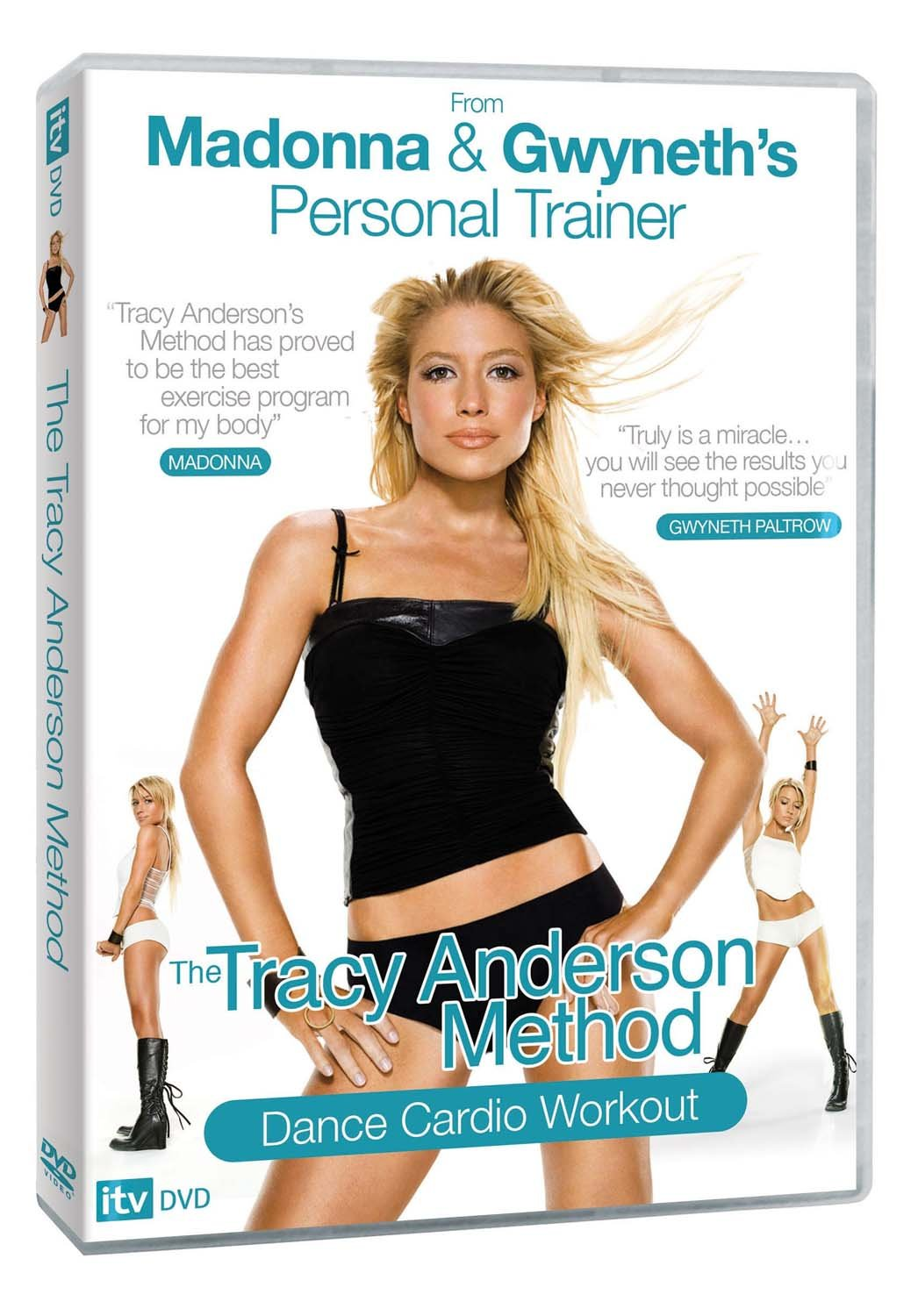 Madonna drops celebrity trainer Tracy Anderson