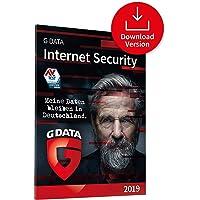 G DATA Internet Security 2019 | Download | Antivirus | 1 PC | 1 Jahr | Windows | Trust in German Sicherheit