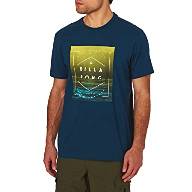 BILLABONG Keeper Short Sleeve Camiseta, Hombre: Amazon.es ...