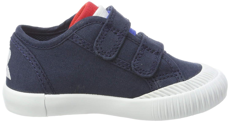 Le Coq Sportif Nationale Inf Dress Blue Baskets Mixte b/éb/é