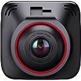 """BC Master 1080P 170°Telecamera per Auto, Dash Cam con 3 Porte Smart IC Caricabatteria da Auto, Modulo GPS, Guardia Parcheggio, G-Sensor, Registrazione di Loop, Visione Notturna, 2.0"""" LCD Angolo Ampio, Videoregistratore per Cruscotto dell'Auto"""