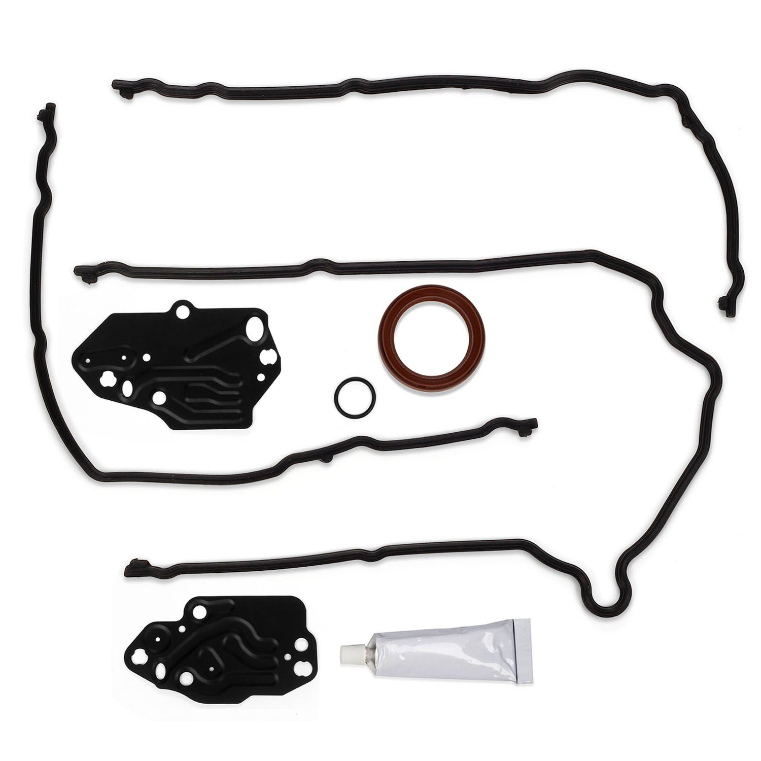 SL1000 SL1000,TCS21200 Timing Cover Gasket Set Replacement For Ford F150 F250 F350 5.4 2004-2012 TCS21200