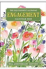 The 2020 Old Farmer's Almanac Engagement Calendar Calendar