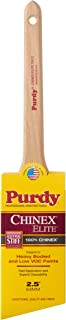product image for Purdy 144580925 Chinex Elite Paint Brush, 2.5 inch, Tan