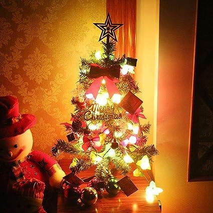 Gfone 60 cm LED Bolas de luz Árbol de Navidad Fiesta en casa Festival DIY Decoración