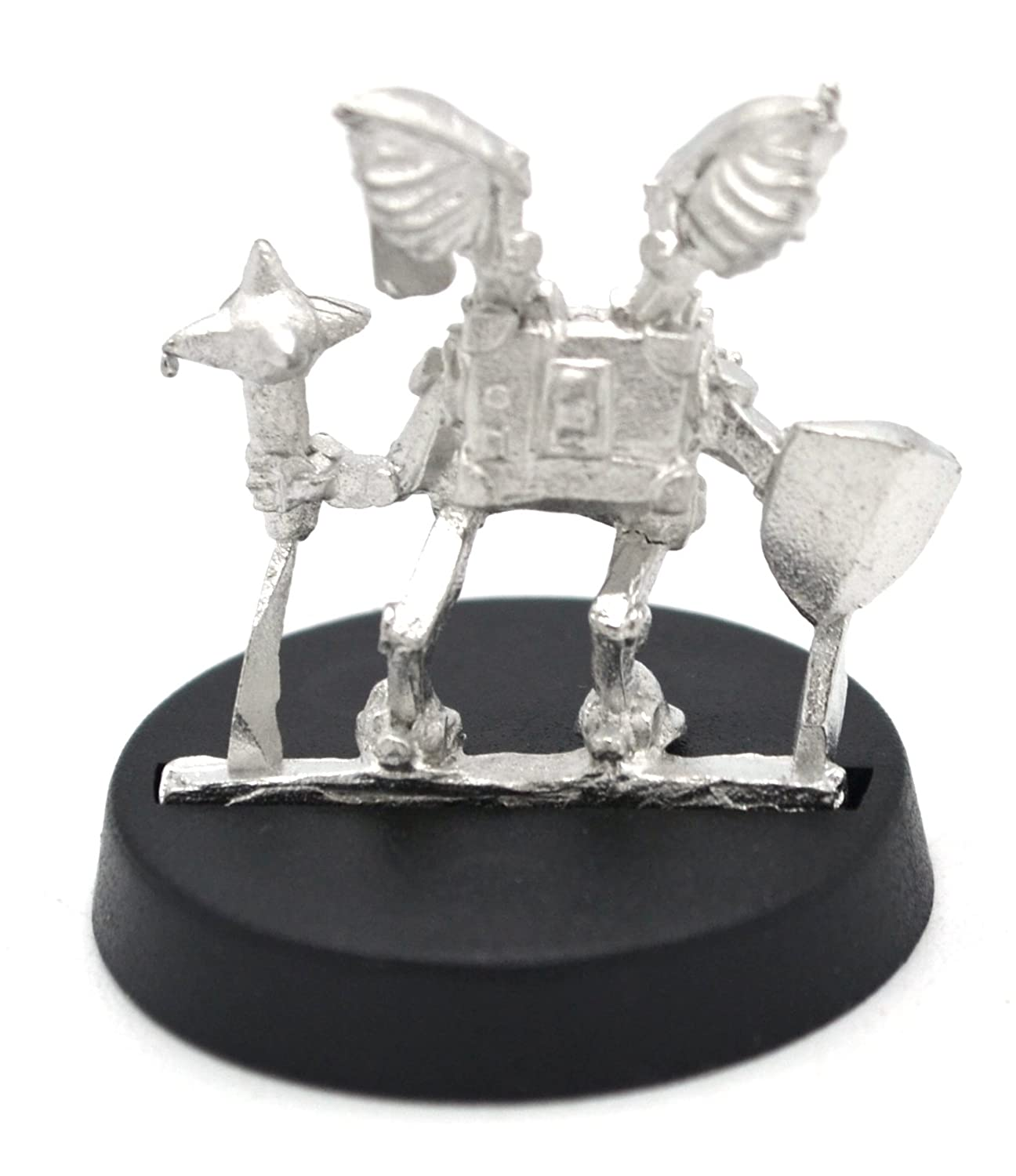 for 28mm Scale Table Top War Games Stonehaven Modron Paladin Miniature Figure Made in US Stonehaven Miniatures