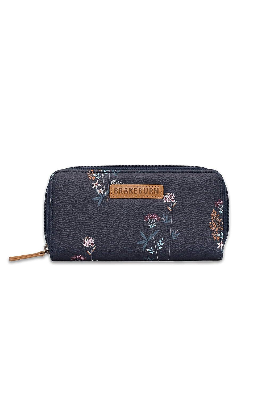 Brakeburn Floral Purse Dark Grey//Multi
