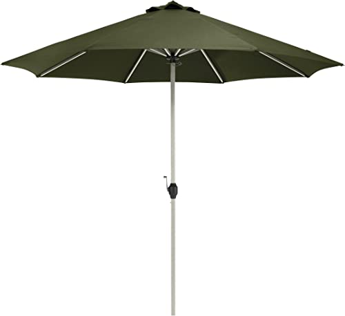 Classic Accessories Montlake FadeSafe 9-Foot Round Aluminum Patio Umbrella