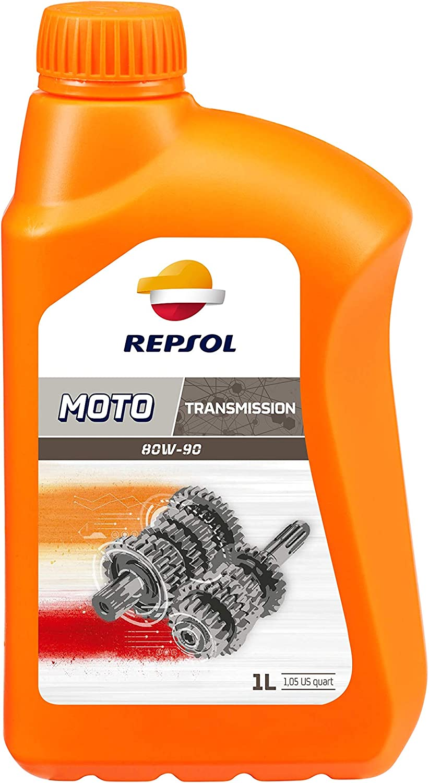Repsol RP173Y51 Moto Transmisiones 80W-90 Aceite de Motor, 1 L ...