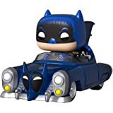 Funko Batman Batmobile 1950 MT 80th Anniversary Pop Ride Figure, Multicolour