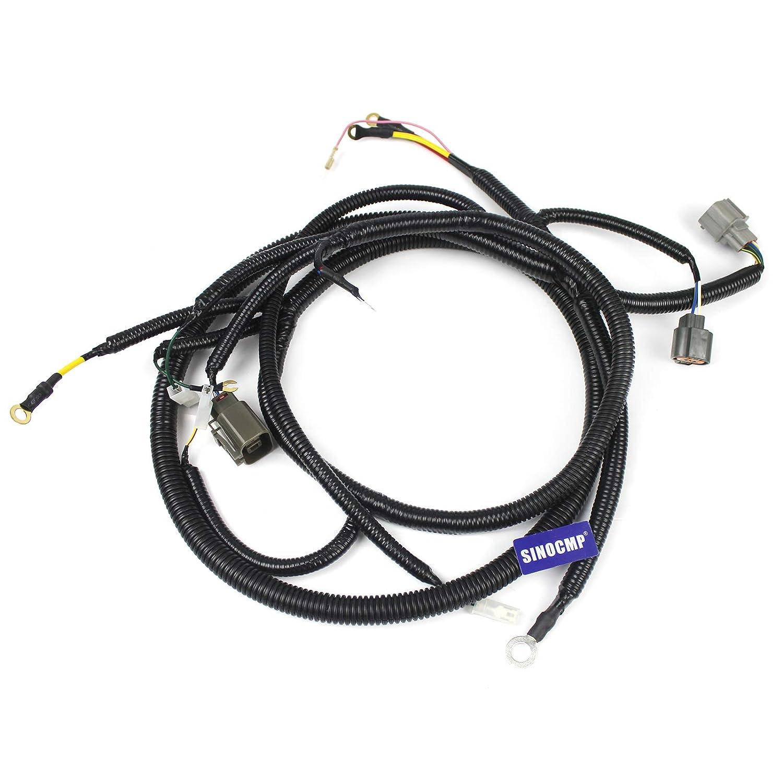 SK210-6 SK250-6 SK320-6 SK350-6 - Arnés de cableado para bomba ...