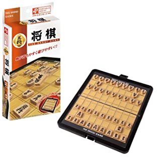 Portable Shogi (Standard) (japan import) Hanayama