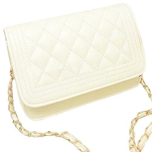 Amazon.com: TOOGOO (R) Mujer bolso de mano mujer mujer ...