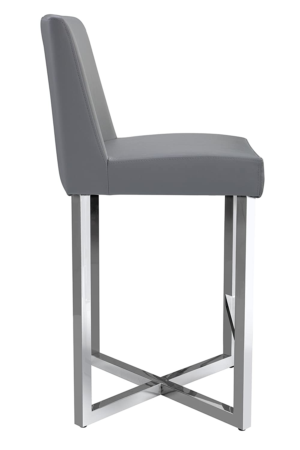 Sunpan Modern 100219 Howard Counter Stool Grey