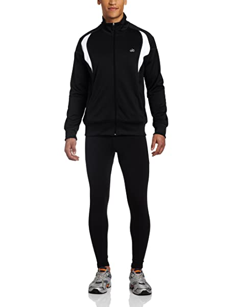 Amazon.com: Alo Yoga chamarra Boost para hombre: Clothing