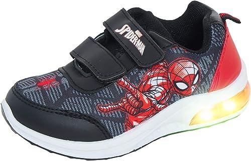 Marvel Spiderman Light Up Sports
