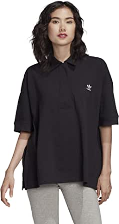 adidas Oversized Polo Camiseta Polo Mujer