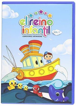El Reino Infantil / [USA] [DVD]