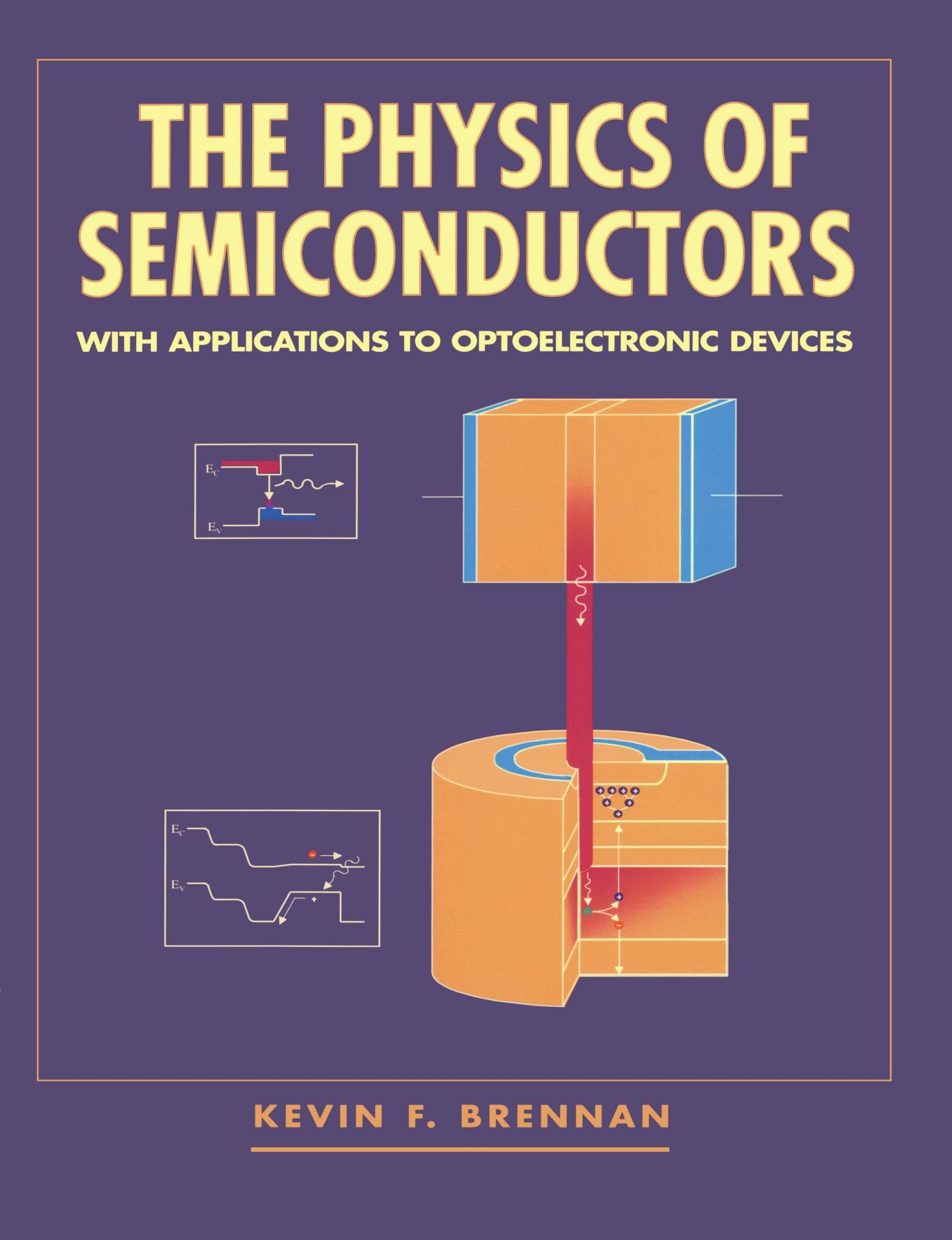 The Physics Of Semiconductors With Applications To Optoelectronic Devices Kevin F Brennan Livres