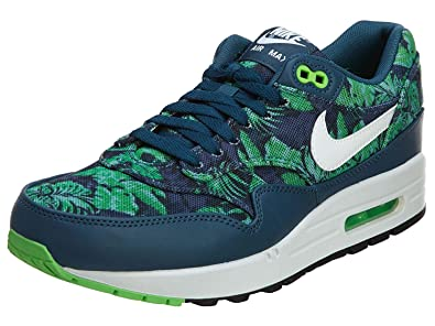 wholesale dealer 7700d 9d9ad Image Unavailable. Image not available for. Color  Nike Mens Air Max 1 GPX  Space Blue Black Jade Cerulean 684174-400