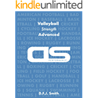 DS Performance - Strength & Conditioning Training Program for Volleyball, Strength, Advanced