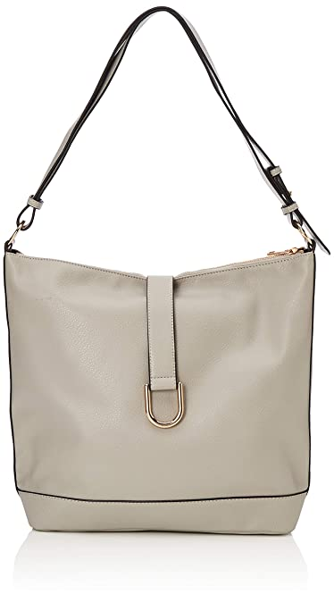 Dorothy Perkins Metal D ring Hobo Borse a tracolla Donna