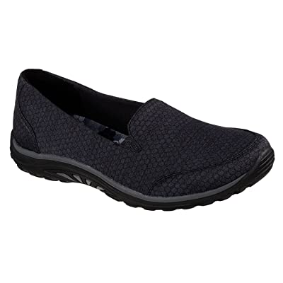 Skechers Relaxed Fit Reggae Fest Summit View Womens Slip On Flats | Loafers & Slip-Ons