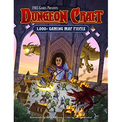 Dungeon Craft: Toys & Games