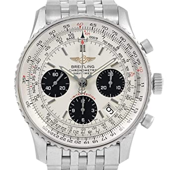 9aada1d14dac Image Unavailable. Image not available for. Color  Breitling Navitimer  Automatic-self-Wind Male Watch A23322 (Certified Pre-Owned)