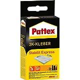 """Pattex 1152570 Colle à deux composants """"Stabilité Express"""" 80 g, Noir/orange"""