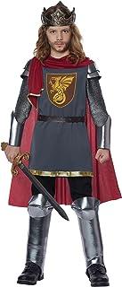 Boys King Arthur Costume  sc 1 st  Amazon.com & Amazon.com: Forum Novelties Roman Warrior Knight Spartan Costume ...