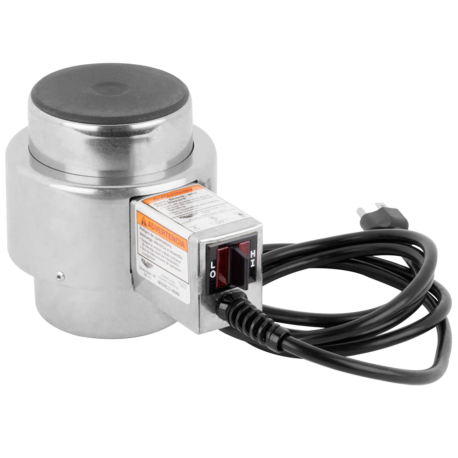 Vollrath 46060 Universal Electric Chafer Heater
