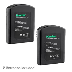 Kastar EK60776 Battery (2 Pack), Ni-MH 6V 2500mAh, Replacement for Eureka60776 60776 68112 39150 25-0010-02 Eureka 96A 96A-1 96B 96D 96DZ 96DZ-1 96F 96F-1 Eureka Quick Up 2-in-1 Cordless 96H 96JZ 97A