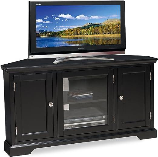 Linon AMZN0304 Tv Stand Black