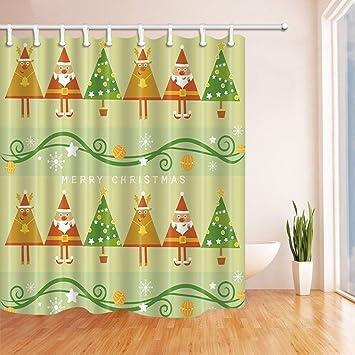 Image Unavailable Not Available For Color Boyce22Par Christmas Shower Curtains