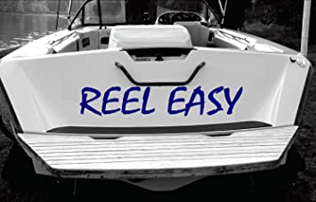 Boat NAME Custom AUTO Or BOAT DECAL 11quot