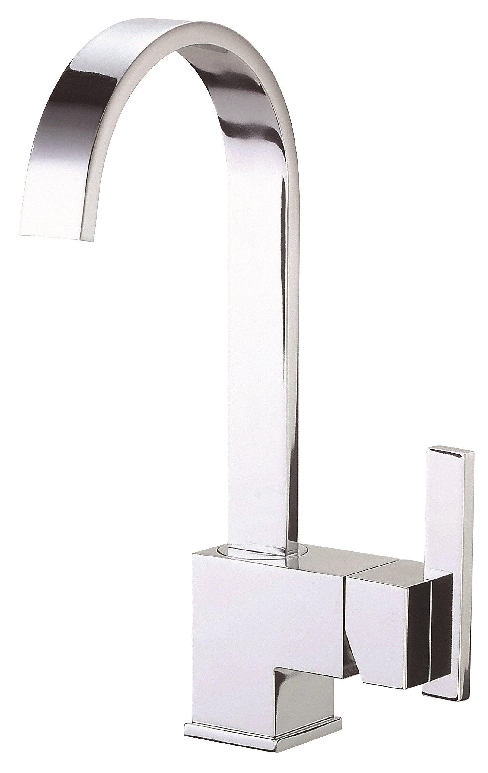 Danze D150644 Sirius Single Handle Bar Faucet, Chrome