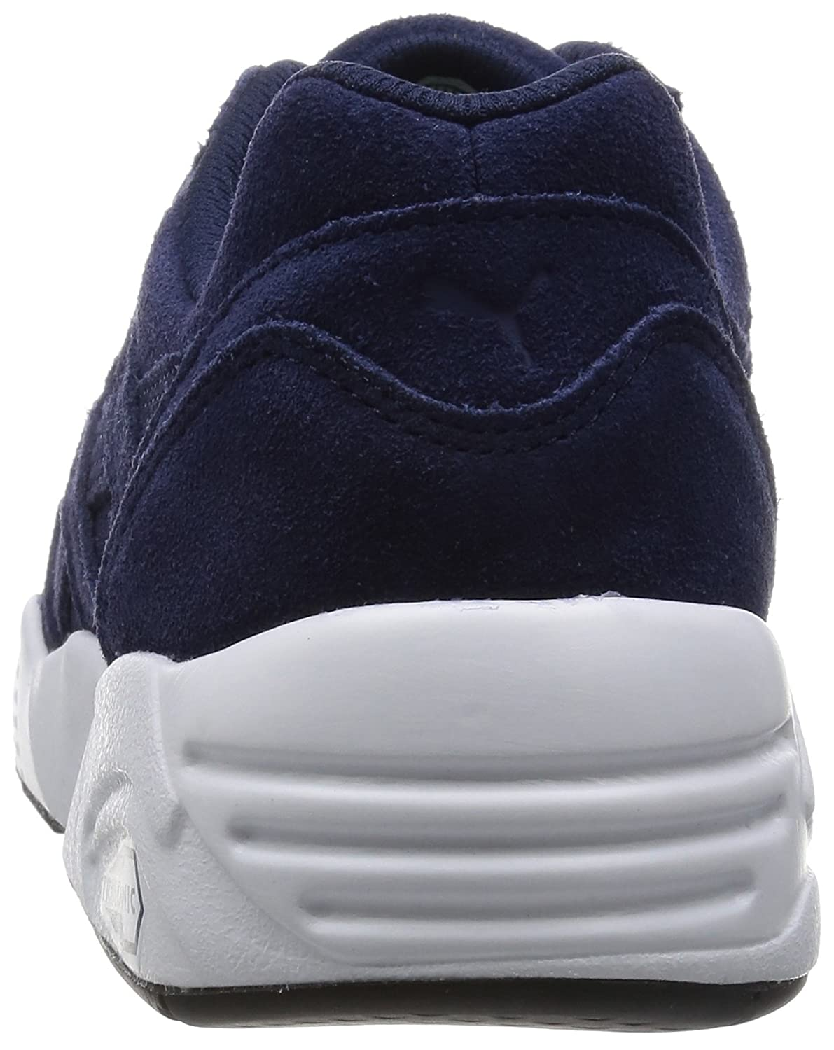 Puma R698 Allover, Sneakers Basses mixte adulte, Vert (Forest Night/White), 46
