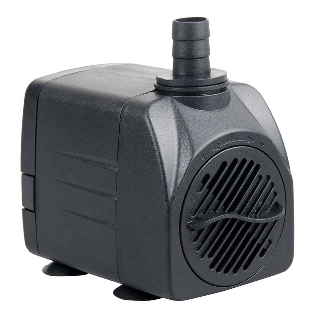 Uniclife UL400 Submersible Water Pump, 400 GPH Aquarium/Hydroponic/Fish Tank/Fountain/Pond/Statuary with 6' UL Listed Power Cord