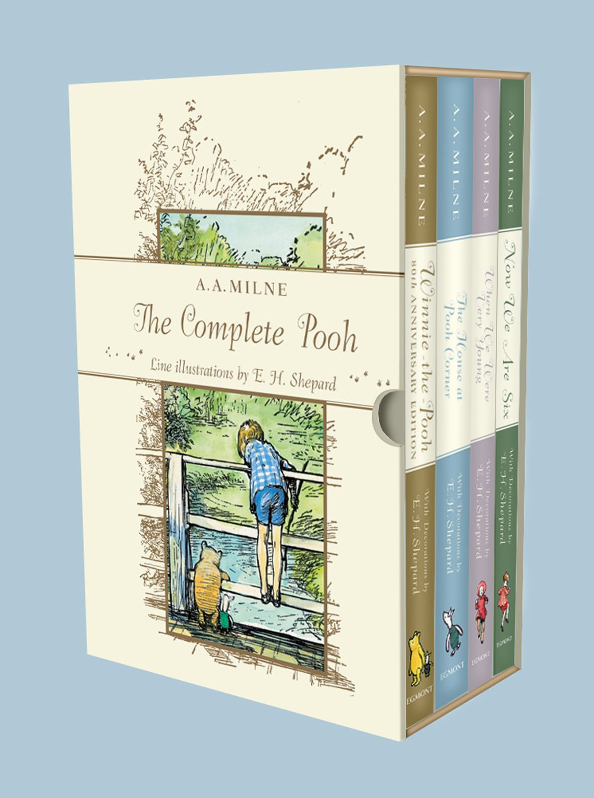 Download Winnie the Pooh Complete Collection of Stories and Poems ebook
