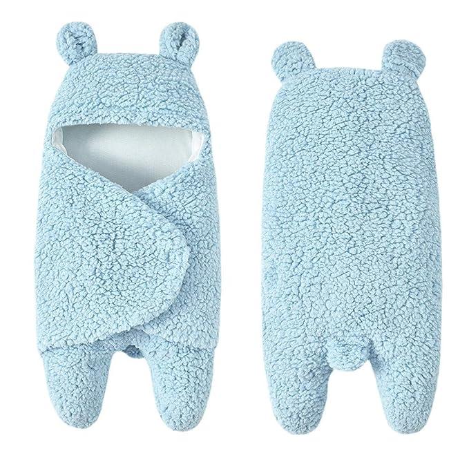 Kinder Schlafsack aus Baumwolle gefüttert Süße Baby Kleinkinder Pucksack Decke