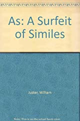 As: A Surfeit of Similes Library Binding