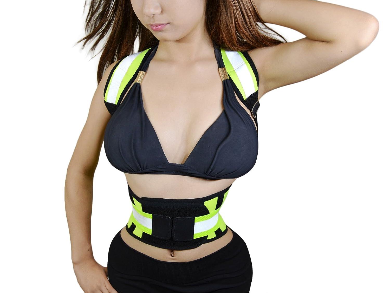 7ae7478e0ba Amazon.com  Jenx Fitness Reflective Posture Corrector