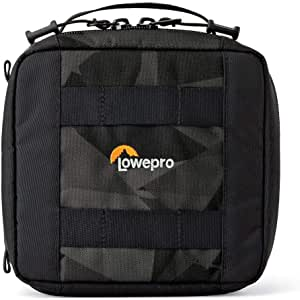 Lowepro Case Slim Protective Lowepro VIEWPOINT CS 60. Pack up to Two Complete Action Video Camera Kits in The Protective and Portable ViewPoint 60 case, Black (LP36914-PWW)