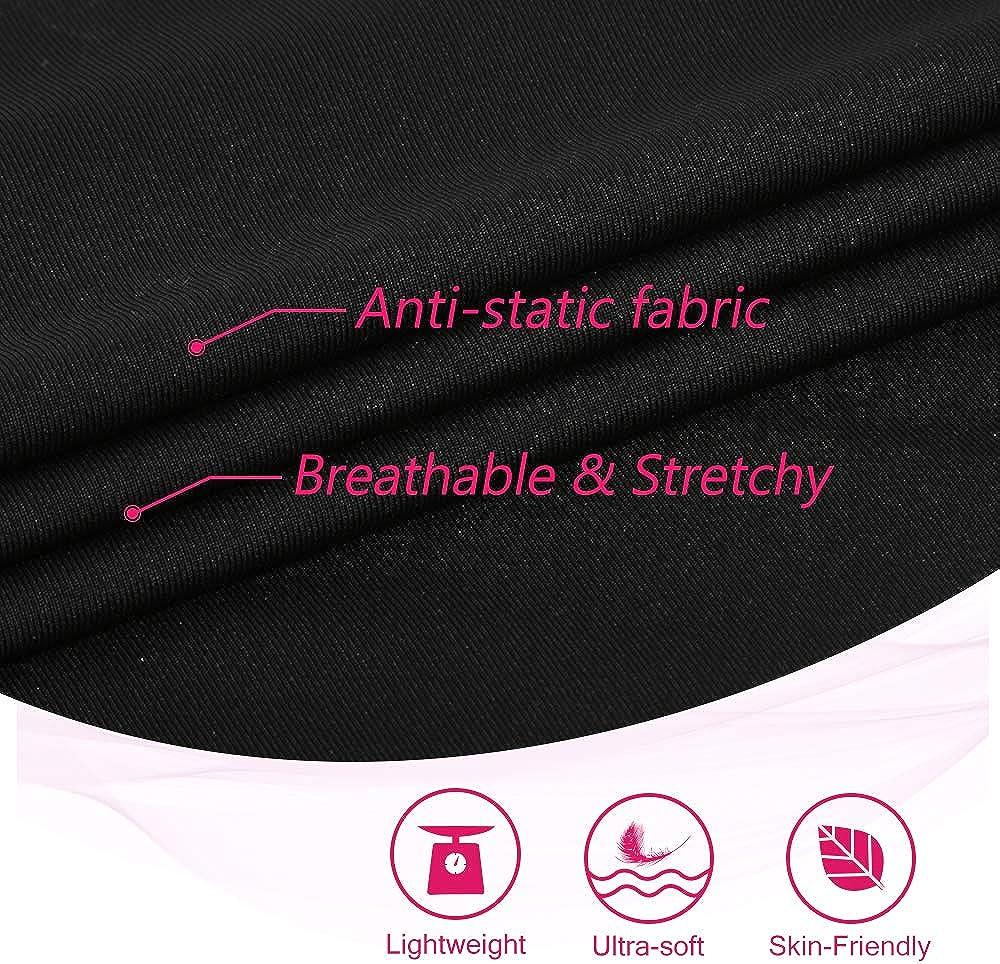 MANCYFIT Half Slips for Women Button Down Underskirt for Dresses Lace Trim Side Slit