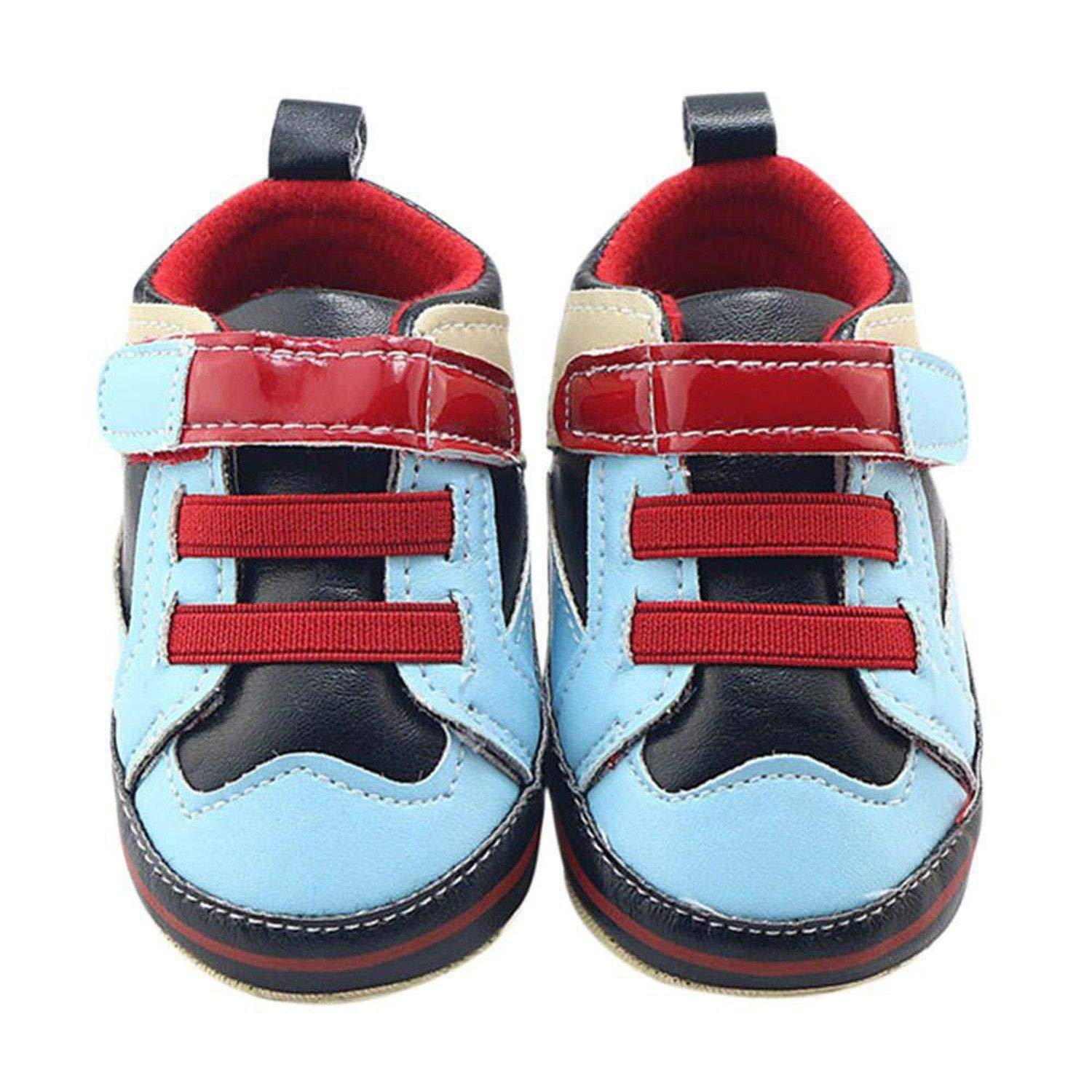 Newborn Baby Girl Toddler Shoes Casual Leather Shoes Spring Autumn Soft Sole Infant First Walkers
