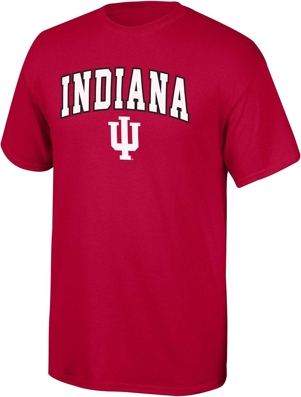 Elite Fan Shop NCAA Mens NCAA T Shirt Team Color Arch