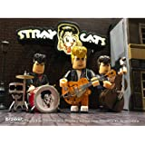 【予約商品】 STRAY CATS ストレイキャッツ (結成40周年) - brokker(ブランド) / フィギュア・人形 【公式/オフィシャル】