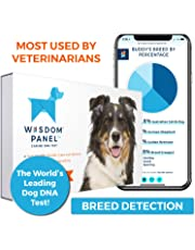 Wisdom Panel 3.0 Canine DNA Test - Dog DNA Test Kit for Breed and Ancestry Information