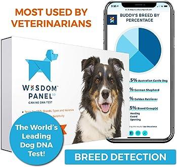 Mars Veterinary Wisdom Breed Identification DNA Test Kit
